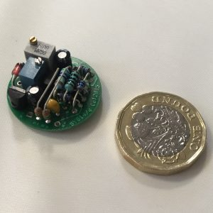 Miniture Incell Bridge Amplifier