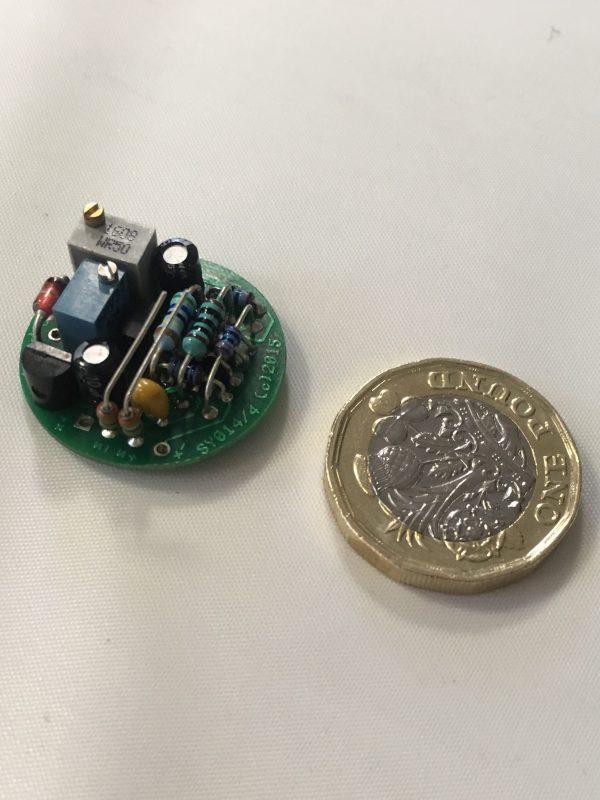 Miniture Incell Bridge Amplifier