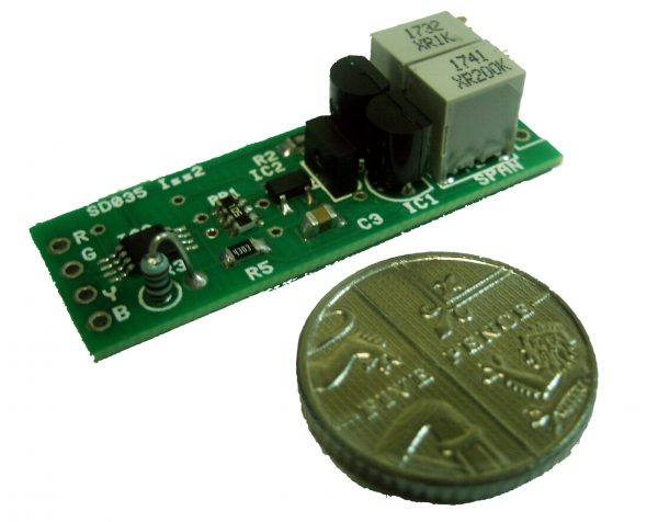 Incell Load Cell Amplifier