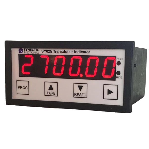 Panel Mount load Indicator