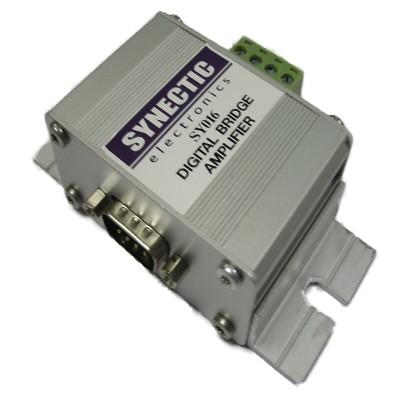 Digital Strain Gauge Bridge Amplifier