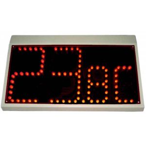 Digital Temperature Display Meter