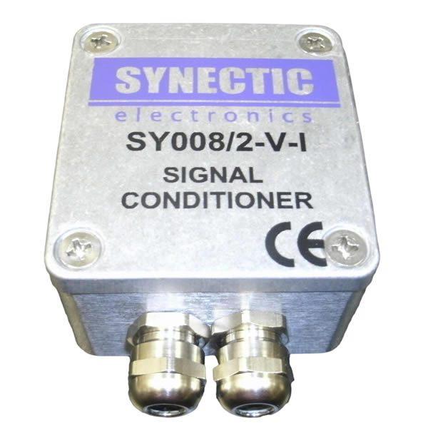 SY008 VI Load Cell Sensor Signal Conditioner IP66
