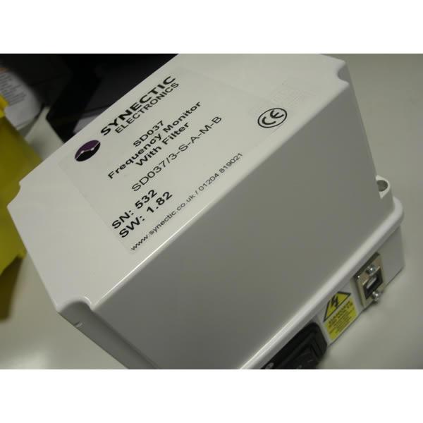 Boxed with IEC mains input & USB-B communication (150x110x140mm)
