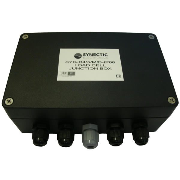 SY0JB Rugged Metal Load Cell Junction Box